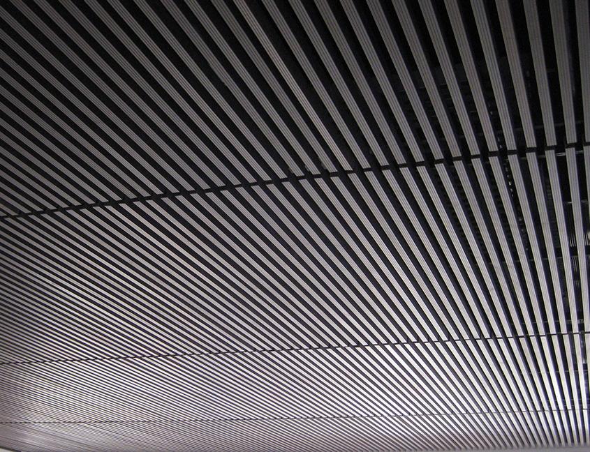 سقف کاذب در فضای بسته پاساژ