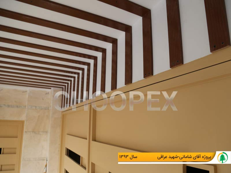 سقف کاذب شهید عراقی