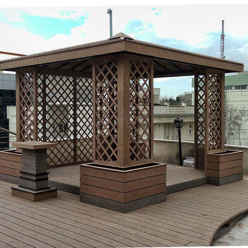 tehran roofgarden