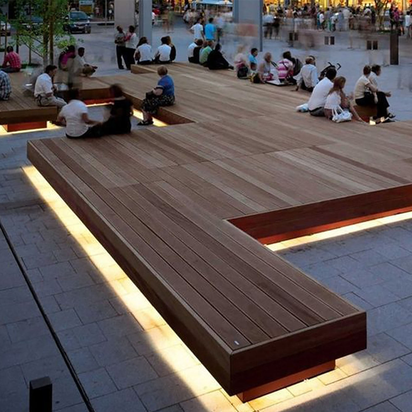 اهمیت طراحی مبلمان شهری و نیمکت