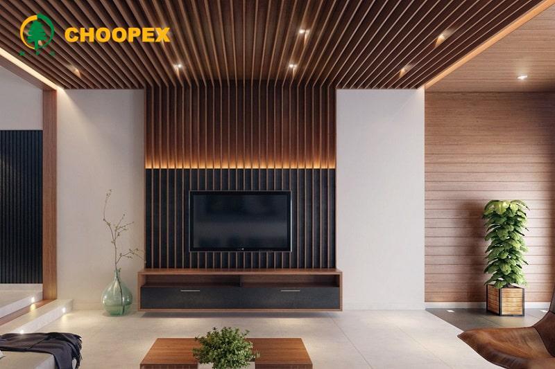 چرا طراحی سقف کاذب با چوب بهتر است؟