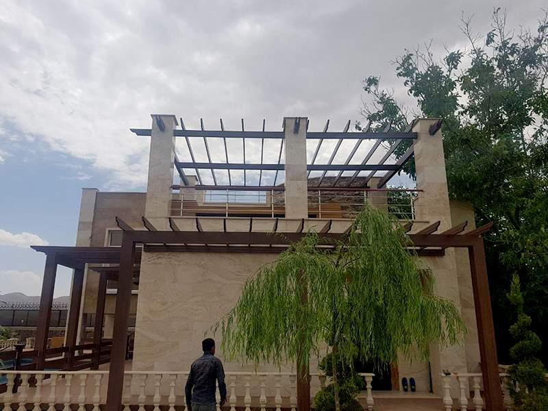 villa absard damavand