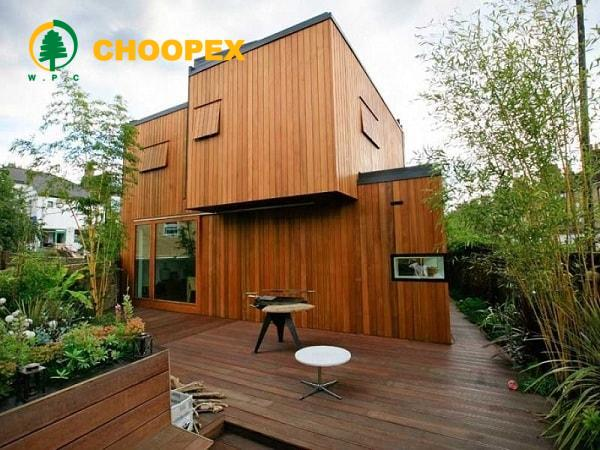 دکور چوبی منزل با عناصر اصلی