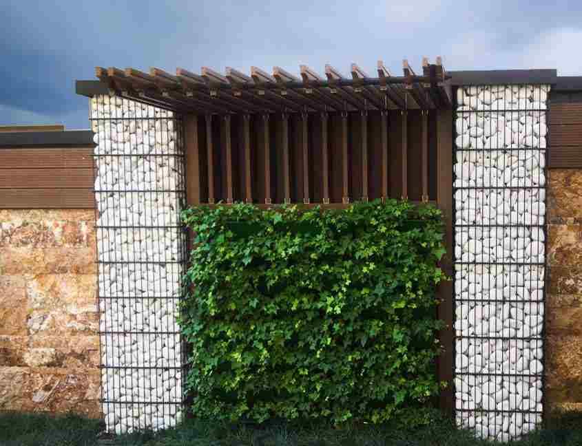طراحی دیوار سبزو تاثیر آن در محیط