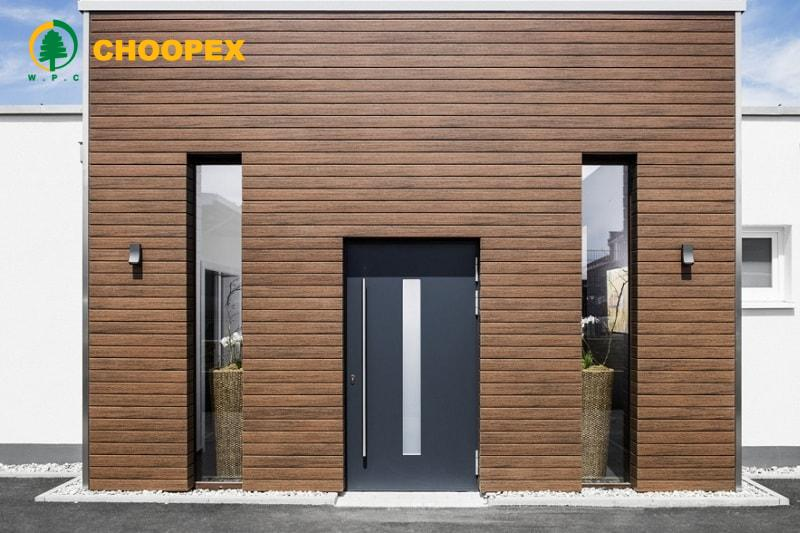 مقایسه انواع نما با نمای چوبی در ساختمان