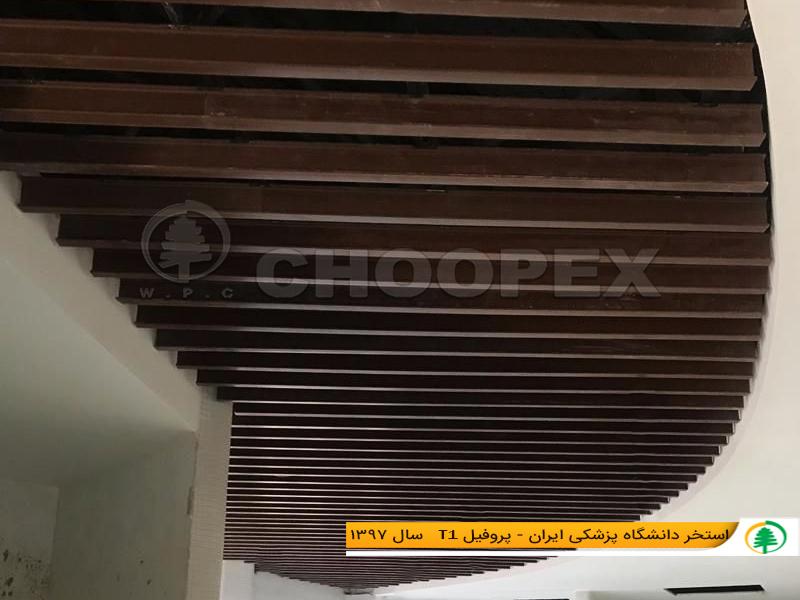 استخر دانشگاه پزشکی ایران - پروفیل T1 - سال 1397