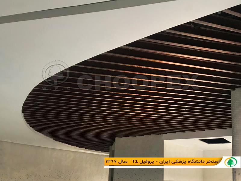 استخر دانشگاه پزشکی ایران - پروفیل T1 سال 1397