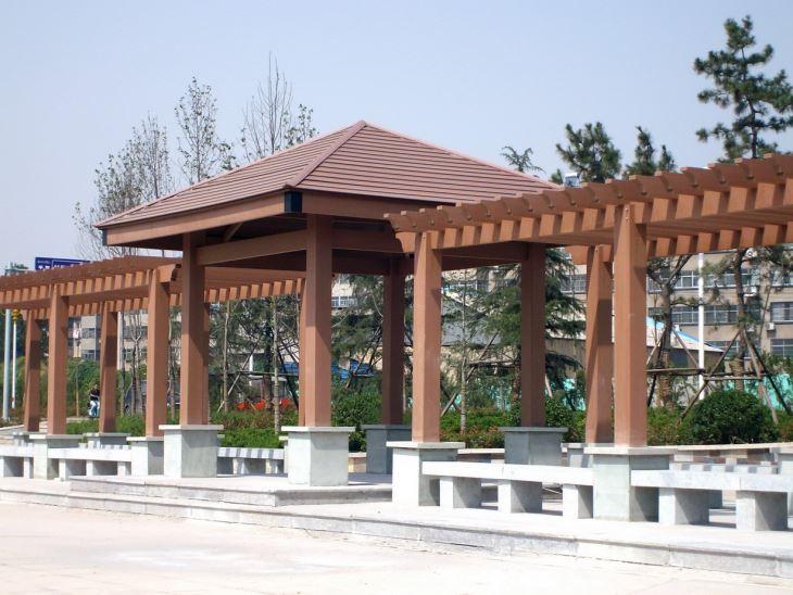 بازار چوب پلاستیک در چین