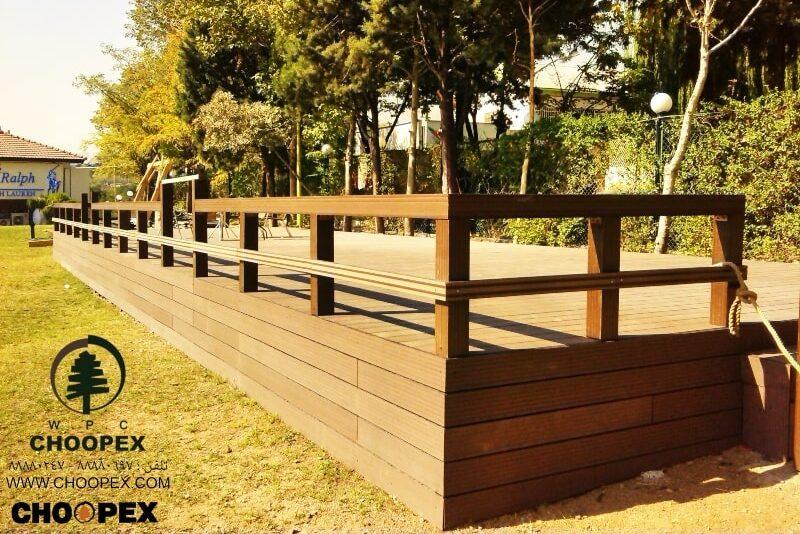 مزایای نرده چوبی و کاربردهای آن!