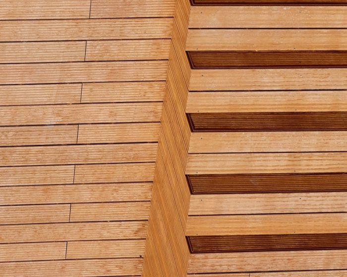 اجرای چوب پلاست