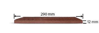 پروفیل چوب پلاستیک K1