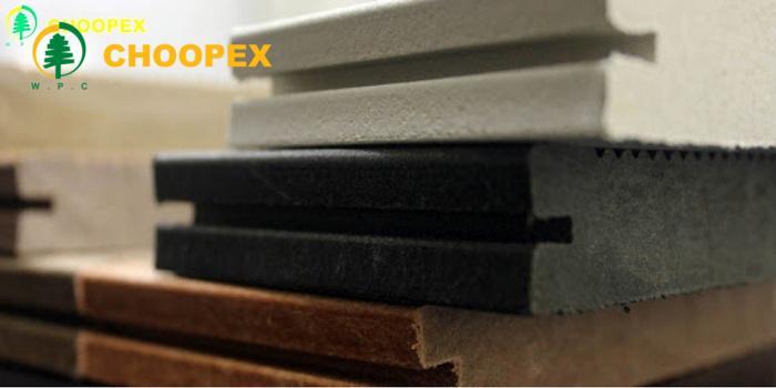 چوب پلاست در صنعت ساخت و ساز
