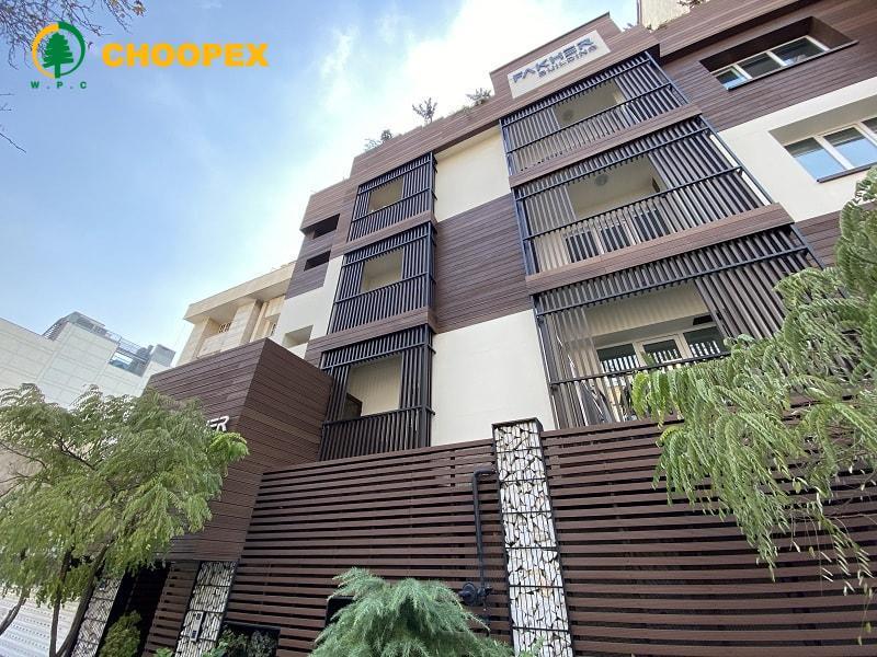 ارزانترین نمای ساختمان با متریالی نوین