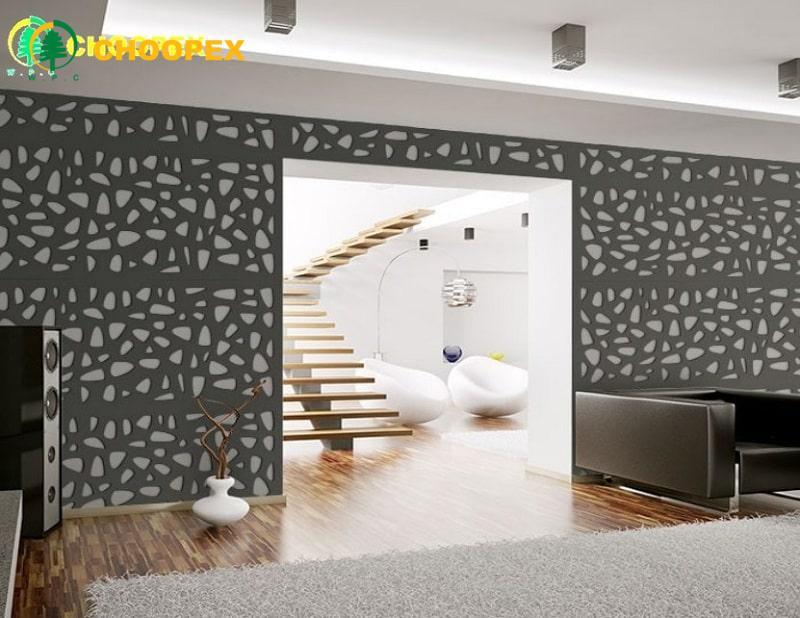 نرده راه پله چوبی خلاقیتی متفاوت در معماری داخلی