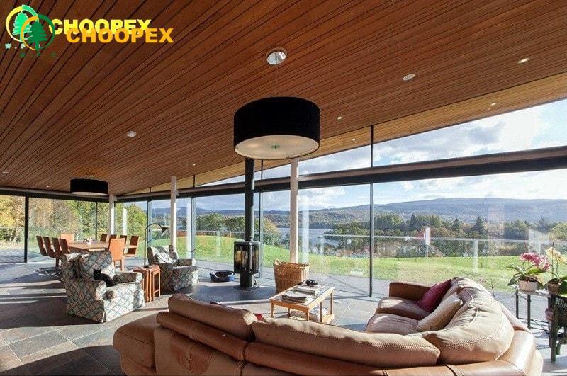 سقف کاذب چوبی چیست و چگونه نصب میشود؟