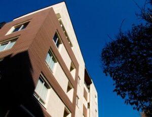 پروژه نما ساختمان ظفر
