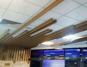 پروژه سقف کاذب محلات