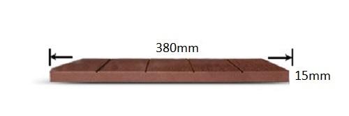 پروفیل چوب پلاست K3