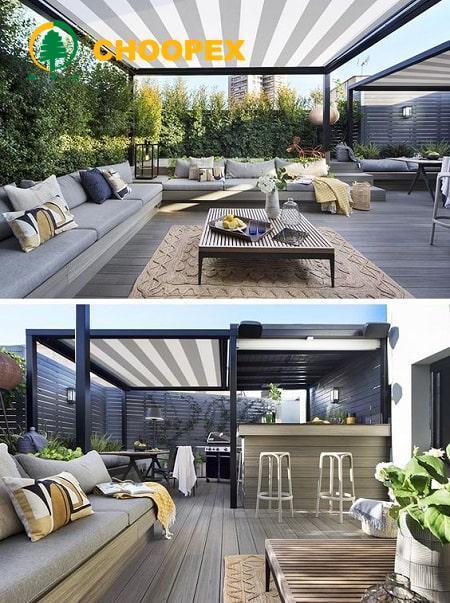 قوانین استفاده از پشت بام در آپارتمان رعایت شود!