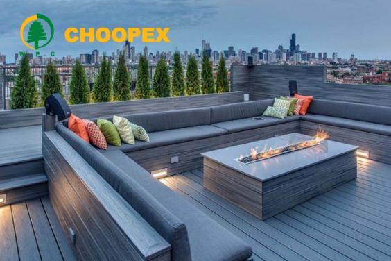 بام سبز یا روف گاردن بهترین ایده برای تغییر پشت بام ساختمان