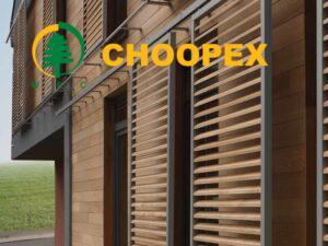 نمای چوبی ساختمان و طراحی آن به سبکی مدرن!