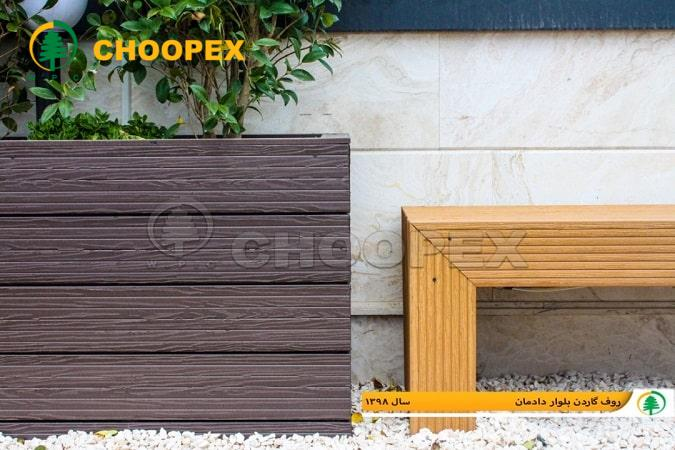 نیمکت چوبی ارزان
