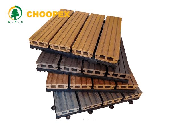 قیمت تایل چوبی