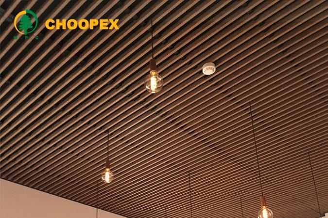 سقف کاذب کامپوزیتی در معماری داخلی