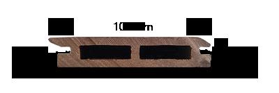 پروفیل چوب پلاست FC1