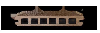 پروفیل چوب پلاست ULTRA-D