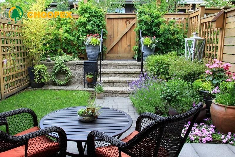 با هوم گاردن یا باغ های خانگی بیشتر آشنا شوید!