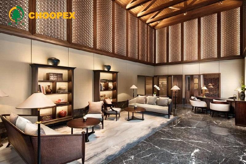 لابی هتل و چگونگی طراحی آن!