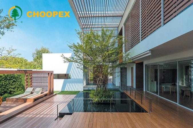 فضای باز ساختمان را با نرده، پرچین و حصار، اختصاصی کنید !